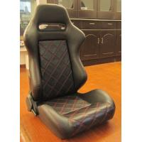 Wholesale Double Or Single Slider Sport Racing Seats / Automotive Racing Bucket Seats from china suppliers