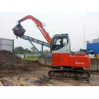 Wholesale 18t Hydraulic Material Handler Crawler Excavator 6/3.8 Km/H ISO9001 from china suppliers