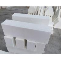 Wholesale Fused Cast Azs Refractory High Temperature Brick For Glass Melting Furnace , Customized Size from china suppliers