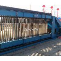 Wholesale Double Twist Gabion Machine 60mm x 80mm With Automatic Oil System , SGS / TUV from china suppliers