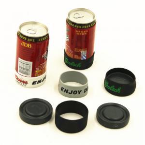 Quality Thermal Mini BPA Free Round Cold Gel Beer Holder Cooler For Beer Cooler for sale