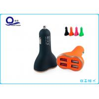 Wholesale 6.8A Fast Charging USB Car Charger With Two Usb Ports For Samsung / IPhone from china suppliers