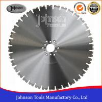 Wholesale Reinforced Concrete Wall Saw Blades With Single U Segment 600-1600mm from china suppliers