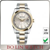 Wholesale Brushed Sanding Full Stainless Steel Watch Underwater Watches For Womens from china suppliers