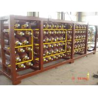 Quality OD 279 - 356 MM NGV Gas Tank with 250 Bar Working Pressure 30L - 150L Capacity ISO9809 for sale