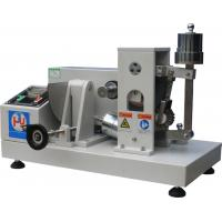 Wholesale 45 N Load Abrasion Testing Machine Abrasive Consumption Test JIS-K6264 from china suppliers