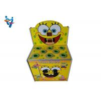 Wholesale A Mole Redemption Kids Game Machines Children Hitting Hammer Spongebob Squarepants Whack from china suppliers