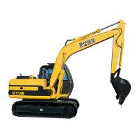 Wholesale WY135-8 12Tons crawler excavator with famous mechanical engineers supports from china suppliers