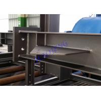 Wholesale Electrical H Beam Shot Blasting Machine For Steel Sheet Profile Surface Improving from china suppliers