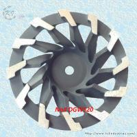 Wholesale Super Turbo Cup Grinding Wheel - DGWS20 from china suppliers