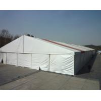 Buy cheap Aluminium frame red and white cover Marquee Camping Canvas tent For Party Event from wholesalers