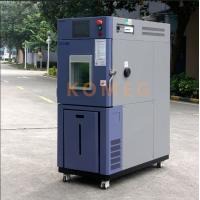 Wholesale High Performance Fast Rate High and Low Temperature Test Chamber Humidity Change Chamber from china suppliers