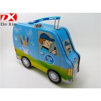 car shape tin box,promotional tin box,gift tin box