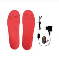 Wholesale Rechcargeable Battery Heated Insoles OEM / ODM Service Available from china suppliers
