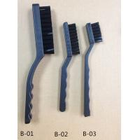 Buy cheap Balck Cleanroom Antistatic ESD Plastic Brush from wholesalers