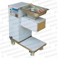 Wholesale DHE meat slicer machine with pulley  Meat processing machinery from china suppliers