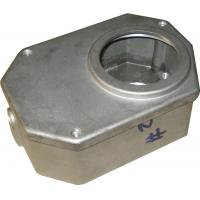 Wholesale Sharp Milling Machined Aluminium Parts , Metal Lathe Parts for Automobile Bearing Housing from china suppliers