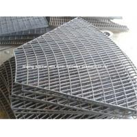 Wholesale Hot Dipped Mild Steel Grating Panels Easy Installation Attractive Appearance from china suppliers