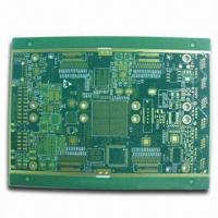 Wholesale Halogen-free Multilayer PCB with 1.64 ±0.13mm Finish Thickness from china suppliers