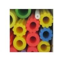 Wholesale PE Foam Plastic Pipe Extrusion Line , Single Screw Tube extruder from china suppliers