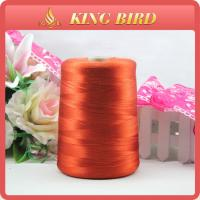 Wholesale 600D/1 dyed Machine Embroidery Threads For Hand Knitting Weaving from china suppliers