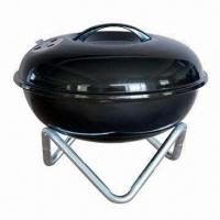 Buy cheap 14-inch Portable Charcoal BBQ Grill from wholesalers