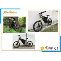 Wholesale High Speed 1500w Full Suspension Powerful Electric Bike Steel Frame For Different Road from china suppliers