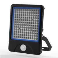 Wholesale 150W  15000LM  CRI >80 led floodlight with pir sensor , Ultra Sensitivity from china suppliers