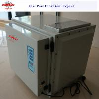 Buy cheap Tempering 62dB Industrial Air Purifier High Bake Epoxy Powder Horizontal from wholesalers