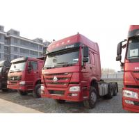 Wholesale 290HP Tractor Trailer Truck with Stronger chassis and suspension systems from china suppliers