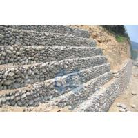 Wholesale Welded Wire Hexagonal With 10 Degrees For The Gabion KS 27 System Gabion Retaining Wall from china suppliers
