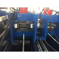 Quality Cold Rolled Steel 11Kw Cable Tray Making Machine Servo Feeding 10 Meters / Min for sale
