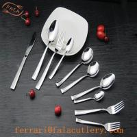 Wholesale Inexpensive Beautiful Picnic Gold Stainless Steel Tableware Set from china suppliers