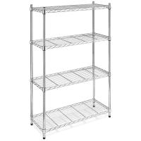 Buy cheap 4-Tiers Wire Racking (HK-CS-1836) from wholesalers