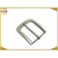 Wholesale Pearl Nickel Brushed 1.5 Inch Metal Belt Buckle Perfect Design Die Casting Plating from china suppliers