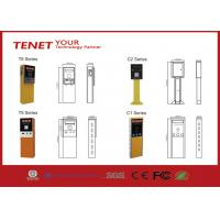 Wholesale RFID Automatic Ticket Box Car Park Terminal Card Diespenser 49(W)*48(D)*145(H) from china suppliers