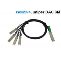 Wholesale Juniper Passive 40G Breakout Cable QSFP+ to 4 SFP+ For QDR Infiniband from china suppliers