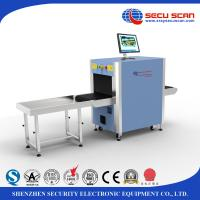 Wholesale Public Security Airport X Ray Baggage Scanner / X Ray Machine For Baggage from china suppliers