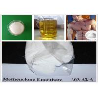 Wholesale White Powder Methenolone Enanthate CAS 303-42-4 Effective Bodybuilding Supplement from china suppliers