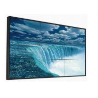Wholesale High Brightness 1080P LCD Video Wall Display Super Narrow Bezel 700 cd / m2 from china suppliers