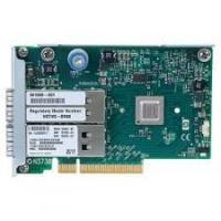 Wholesale 649282-B21 InfiniBand FDR/EN 40Gb Dual Port 544FLR-QSFP server network adapter 2 ports from china suppliers