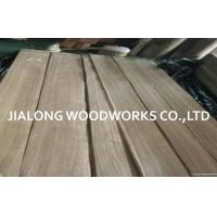 Wholesale Natural Sliced American Walnut Quartr Cut Wood Veneer Sheet AAA Grade For Dest from china suppliers