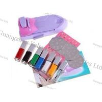 Wholesale CE Certified Nail Art Printer With Nail Stamps , On / Off Switch For Nail Art Designs from china suppliers