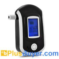 Wholesale Executive Breathalyzer - Digital Alcohol Breath Tester with LCD Screen from china suppliers