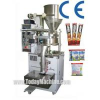 Wholesale 500-1000g Automatic Salt Candy Peanut Grain Bag Granule Fill Seal Packing Machine from china suppliers