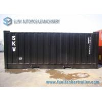 Wholesale Professional 20 Feet 29000L Asphalt Tank Trailer With Heating System from china suppliers