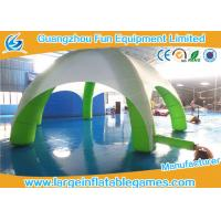 Wholesale PVC 6 Legs Inflatable Air Tent Igloo For Promotion Waterproof High Performance from china suppliers