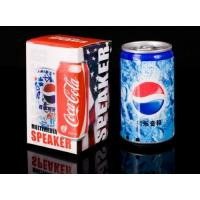Wholesale Mini Speaker Coke Tin from china suppliers