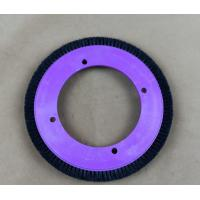Wholesale Bristle LK Stenter  Wheel Brush For Textile Machine Spare Parts from china suppliers