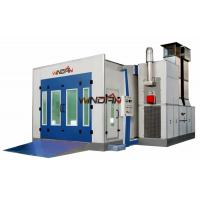 Wholesale 7.5KW Side Draft Paint Booth  Turbo Fan Australia Model WD-600 from china suppliers